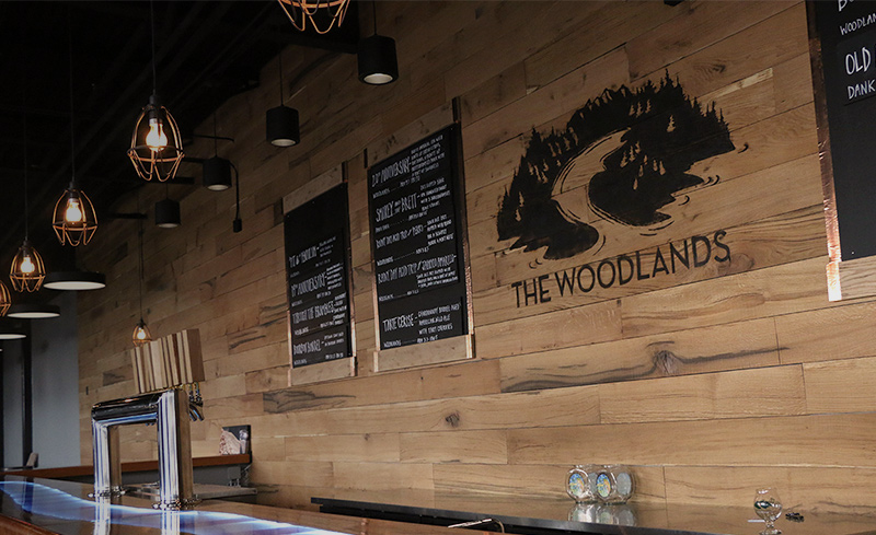 SweetWater: Woodlands