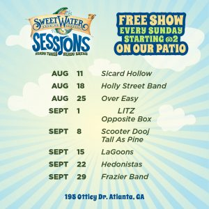 Vibe & Events | SweetWater Brewery