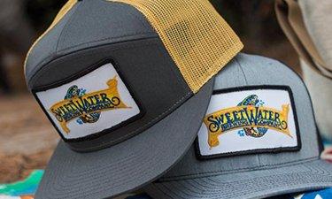 7-Panel Trucker Hat